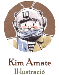 Kim Amate | illustration